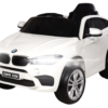 BMW X6 M Wit 12V FULL OPTIONS