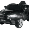 BMW X6 M Zwart 12V FULL OPTIONS