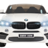 BMW X6M Wit 2-persoons EXTRA GROTE VERSIE
