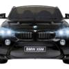 BMW X6M Zwart 2-persoons EXTRA GROTE VERSIE