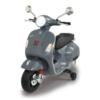 Vespa Kinder Scooter Antraciet/Grijs 12V