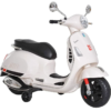 Vespa Kinder Scooter Wit 12V