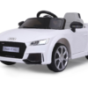 Audi TT RS, 12 volt kinderauto, SOFT START, LEDER ZITJE