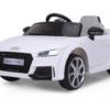 Audi TT RS, 12 volt kinderauto, SOFT START, LEDER ZITJE