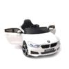 BMW 6 GT, Leder zitje, Rubberen banden, Kinder Accu Auto!
