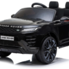 Range Rover Evoque 12V Zwart 2-persoons